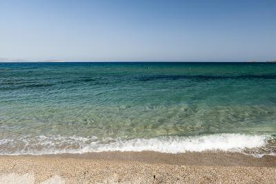 A Scenic View of the Aegean Sea from Soros Beach, on Antiparos Island-Sergio Pitamitz-Photographic Print