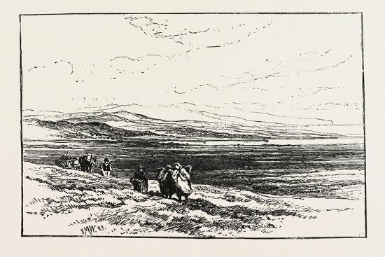 A Scotch Moor-Edmund Morison Wimperis-Giclee Print