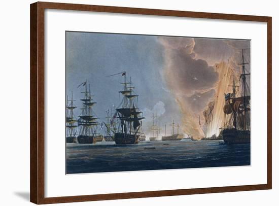 A Seaport, 1644-Claude Lorraine-Framed Giclee Print