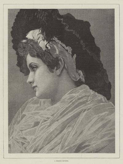 A Seaside Reverie--Giclee Print
