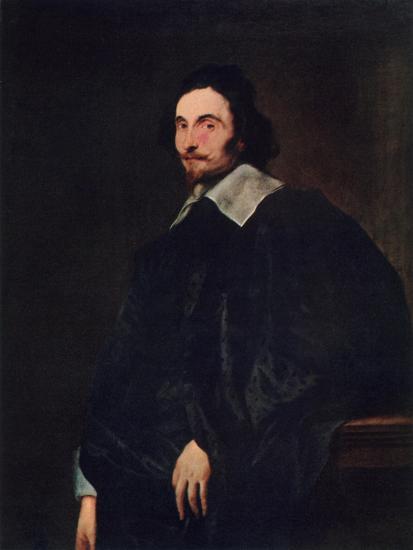 A Senator of Antwerp, 1927-Sir Anthony Van Dyck-Giclee Print