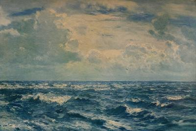 A Silvery Day West of the Needles, Isle of Wight, 1932-Henry Moore-Giclee Print
