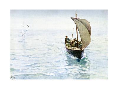 A Sketch, 1900-Charles Napier Hemy-Giclee Print