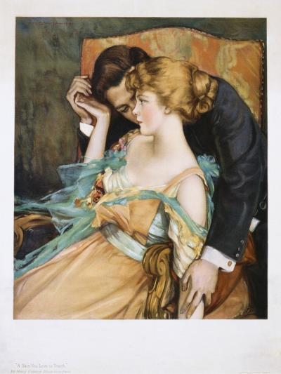 A Skin You Love to Touch-Mary Greene Blumenschein-Giclee Print