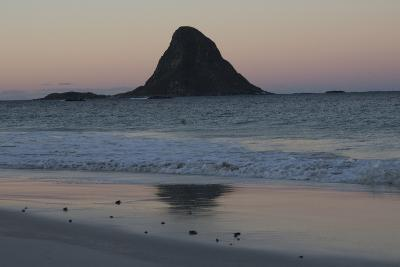 A Small Island Off the Coast of Andenes in the Northern Fjordlands of Norway-Cristina Mittermeier-Photographic Print
