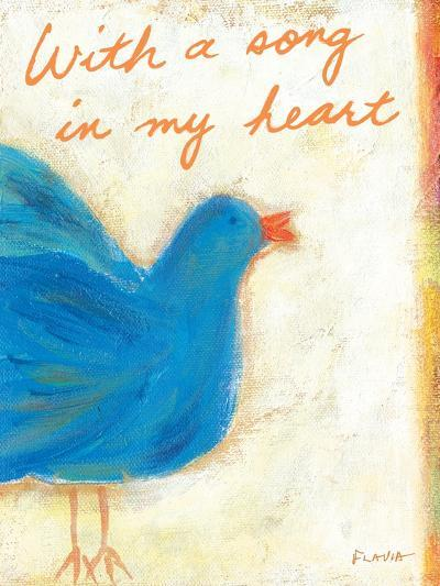 A Song in My Heart-Flavia Weedn-Giclee Print
