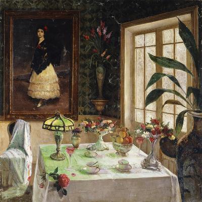 A Spanish Interior-Corral Jose-Giclee Print