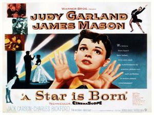 Posters artwork for sale posters and prints at art a star is born judy garland 1954 malvernweather Choice Image