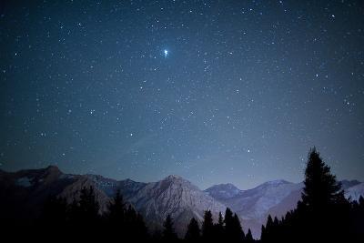 A Star-Studded Sky-Alessandro Della Bella-Photographic Print