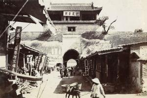 A Street in Peking