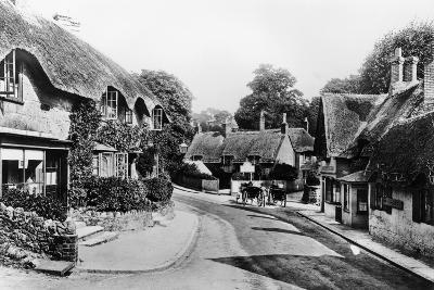 A Street Through Shanklin, Isle of Wight, 1890--Photographic Print