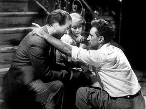 A STREETCAR NAMED DESIRE, 1951 directed by ELIA KAZAN On the set
