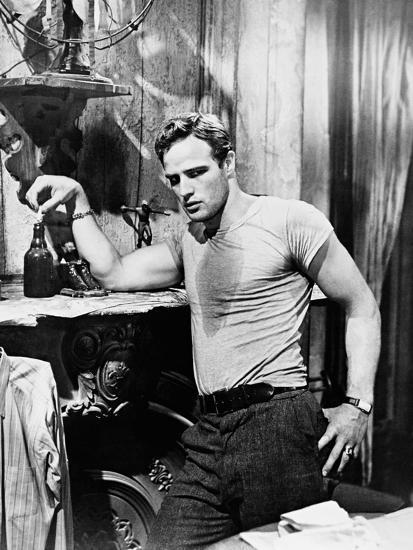 A Streetcar Named Desire, 1951--Photographic Print