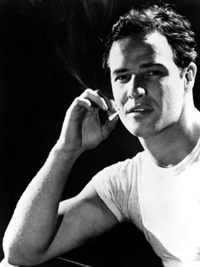 A Streetcar Named Desire, Marlon Brando, 1951--Photo