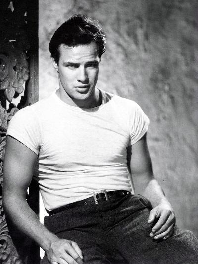 A Streetcar Named Desire, Marlon Brando 1951--Photo