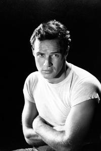 A Streetcar Named Desire, Marlon Brando, Directed by Elia Kazan, 1951