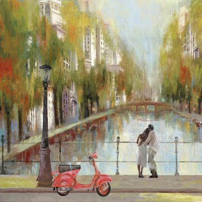 A Stroll to Remember-Anna Polanski-Art Print