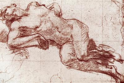 A Study of a Nude, 1913-John Everett Millais-Giclee Print