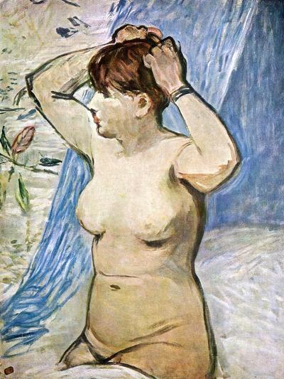 A Study of the Nude, 1879-Edouard Manet-Giclee Print