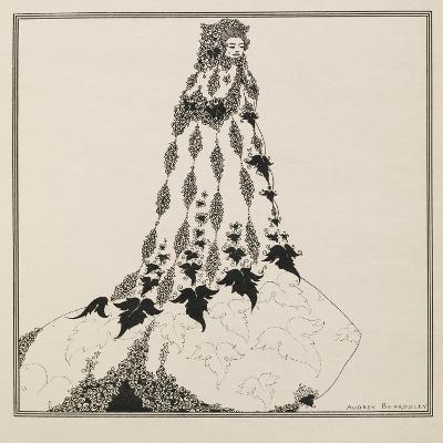 A Suggested Reform in Ballet Costume-Aubrey Beardsley-Giclee Print