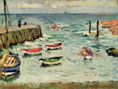 A Summer Day, Largo-George Leslie Hunter-Giclee Print