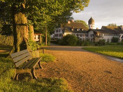 A Summertime View of the Fraueninsel, on the Chiemsee, Germany-Taylor S^ Kennedy-Photographic Print
