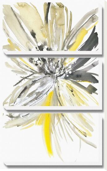 A Sunny Bloom-Rebecca Meyers-Canvas Art Set