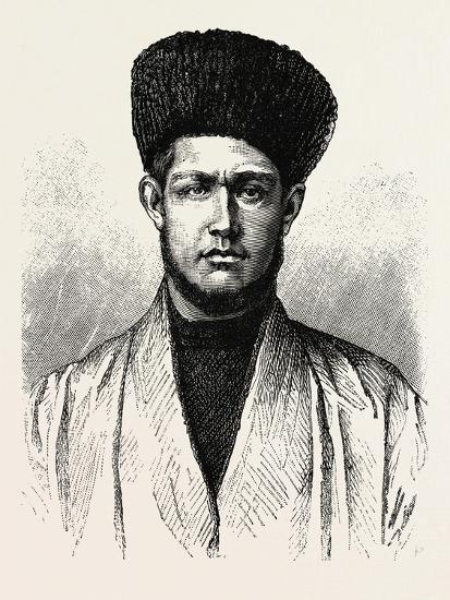 A Tartar of Kuldja--Giclee Print