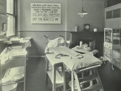 A Theatre at the Thavies Inn Hospital, London, 1930--Photographic Print