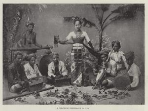 A Theatrical Performance in Java