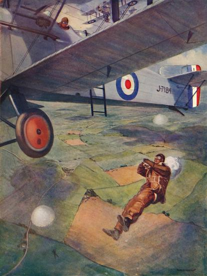 'A Thrilling Moment', 1927-Unknown-Giclee Print