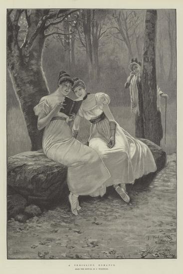 A Thrilling Romance-Jozef Wodzinski-Giclee Print