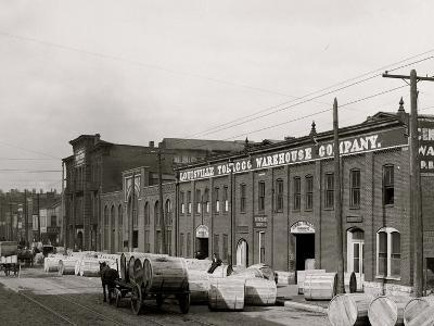 A Tobacco Warehouse, Louisville, Ky.--Photo