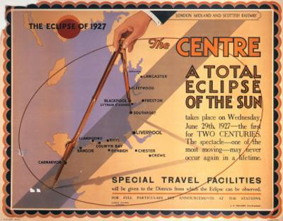 A Total Eclipse of the Sun, LMS, c.1927