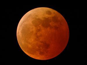 A Total Lunar Eclipse