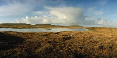 A Tranquil Loch or Lake in a Rural Landscape-Macduff Everton-Photographic Print