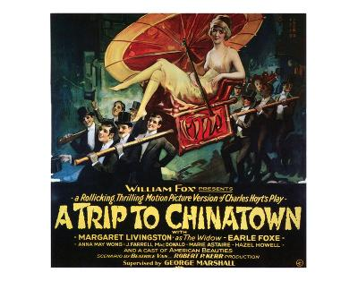 A Trip To Chinatown - 1926--Giclee Print