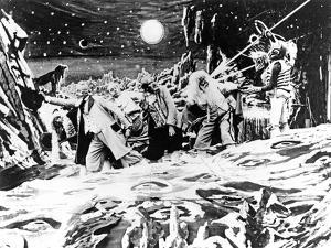 A Trip To The Moon, (AKA Le Voyage Dans La Lune), 1902