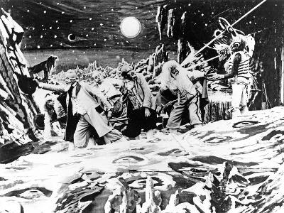 A Trip To The Moon, (AKA Le Voyage Dans La Lune), 1902--Photo