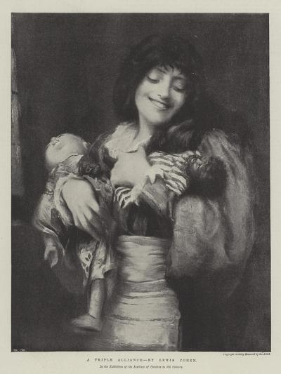 A Triple Alliance--Giclee Print
