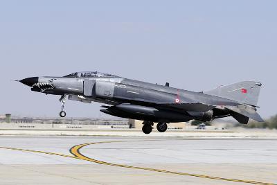 A Turkish Air Force F-4E-2020 Terminator-Stocktrek Images-Photographic Print