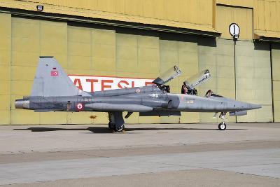 A Turkish Air Force F-5B-2000 Freedom Fighter-Stocktrek Images-Photographic Print