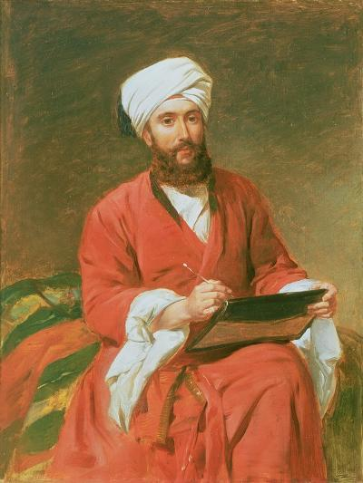 A Turkish Pasha-Frederick Goodall-Giclee Print