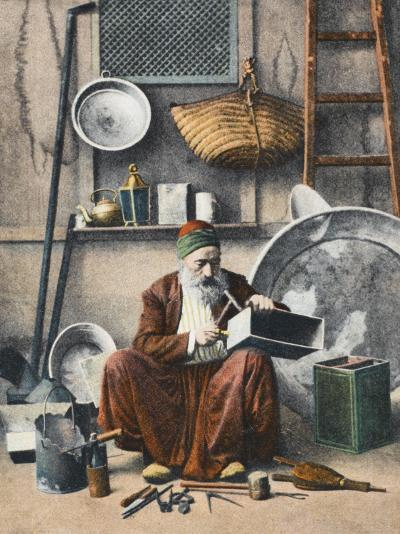 A Turkish Tinker--Photographic Print