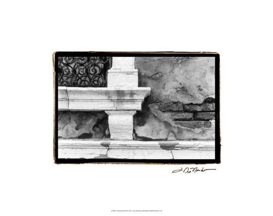 A Venetian Stroll III-Laura Denardo-Premium Giclee Print
