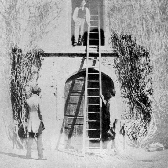 A Very Early Photograph, 1844-William Henry Fox Talbot-Giclee Print