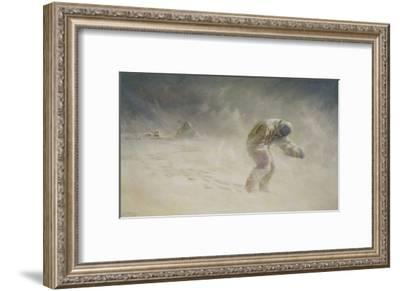 A Very Gallant Gentleman, 1913-John Charles Dollman-Framed Giclee Print