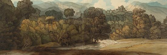 A View at Ambleside-Francis Towne-Giclee Print