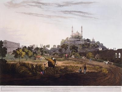 A View at Lucknow, 1824-Henry Salt-Giclee Print