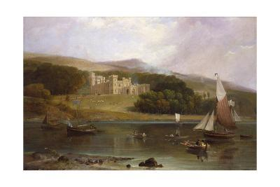 A View of Armadale Castle-William Daniell-Giclee Print